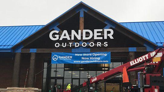 gander outdoors store openings