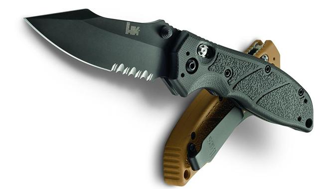HK Knives Exemplar