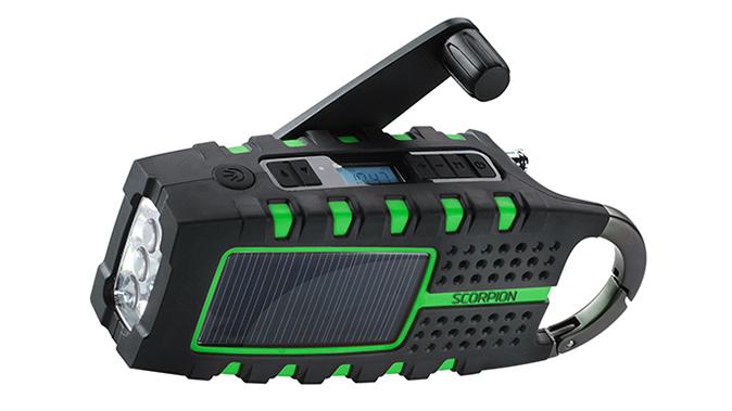 emergency natural disaster radio