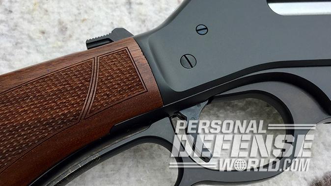 taurus judge revolver henry lever action shotgun trigger