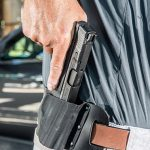 Smith & Wesson M&P9 Shield M2.0 pistol draw