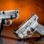 Smith & Wesson M&P9 Shield M2.0 pistols
