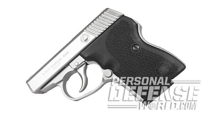 naa guardian handgun left angle