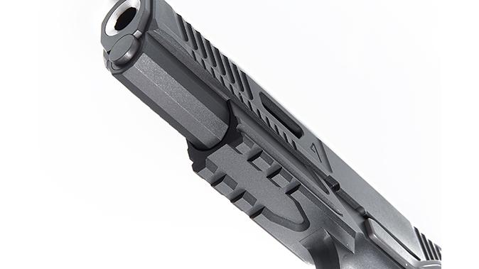 Nighthawk agent 2 pistol rail