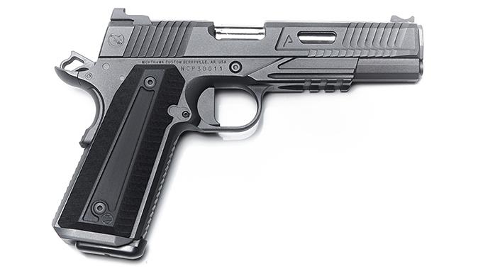 Nighthawk agent 2 pistol right profile