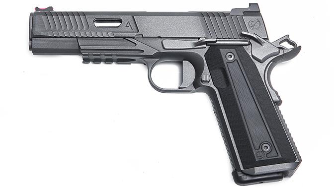 Nighthawk agent 2 pistol left profile