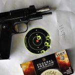 nighthawk tri-cut carry pistol target
