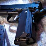 nighthawk tri-cut carry pistol mag release