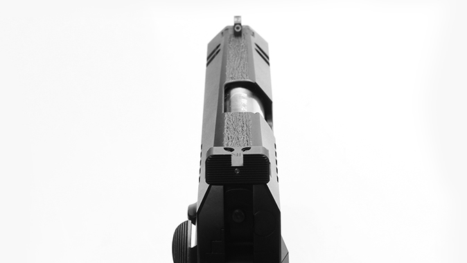 nighthawk tri-cut carry pistol slide