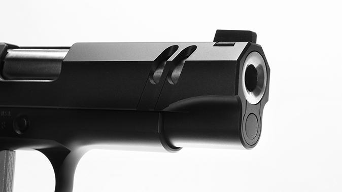 nighthawk tri-cut carry pistol muzzle
