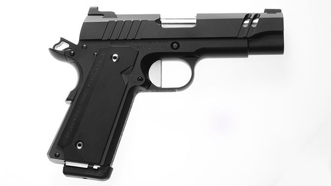 nighthawk tri-cut carry pistol trigger guard