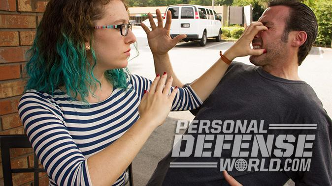 powerful punch defense