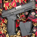 Ruger American Pistol with ammo