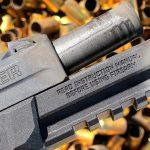 Ruger American Pistol rail