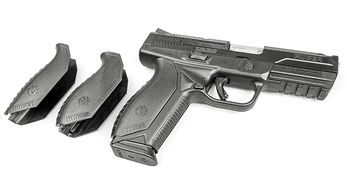 Ruger American Pistol backstrap panels