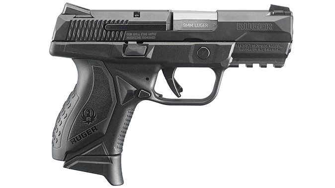 Ruger American Pistol right profile