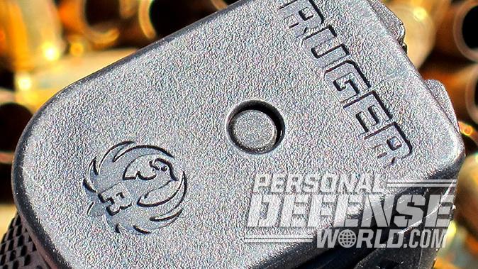 Ruger American Pistol baseplate