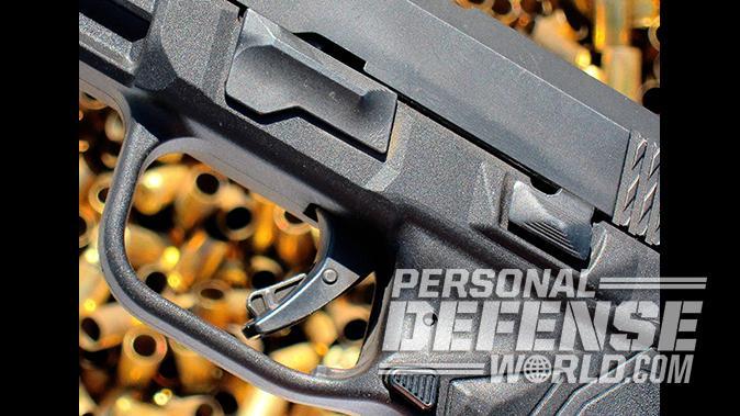 Ruger American Pistol controls