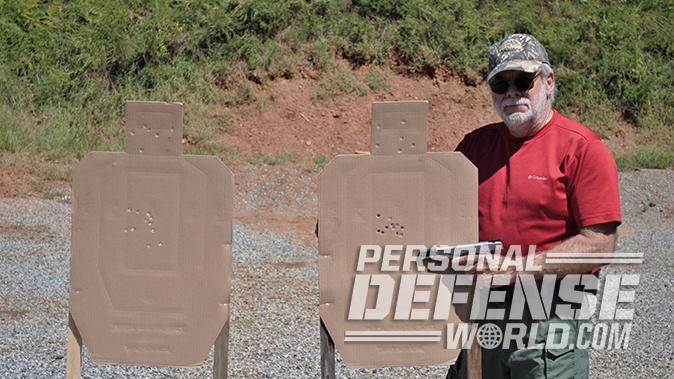 Ruger SR1911 Target 10mm pistol test