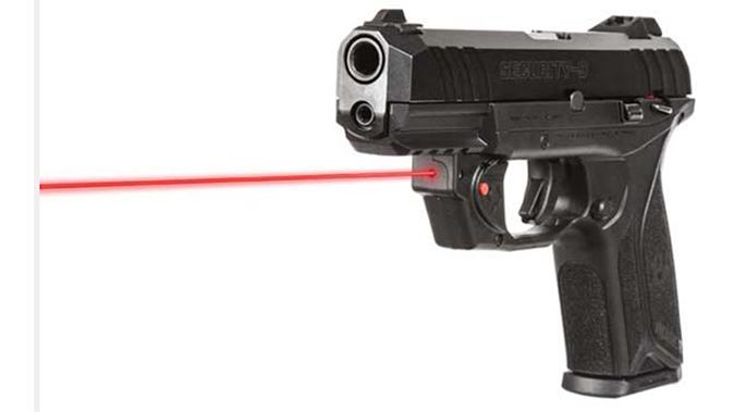 Ruger Security-9 pistol laser sight