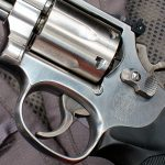 smith wesson Model 66 Combat Magnum revolver hammer and trigger