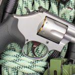 smith wesson Model 66 Combat Magnum revolver right profile