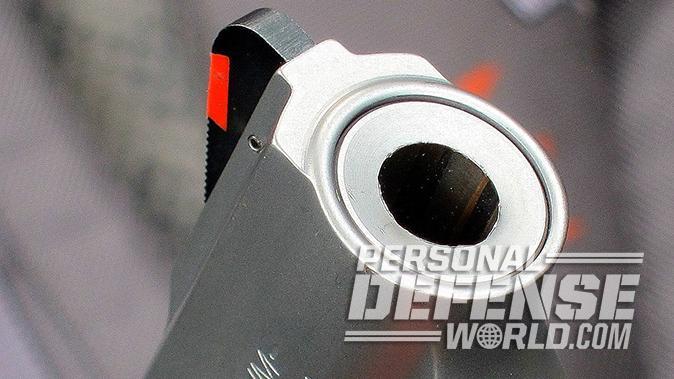 smith wesson Model 66 Combat Magnum revolver barrel
