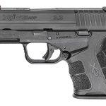 springfield xd-s mod.2 pistol left profile