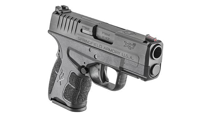 springfield xd-s mod.2 pistol right angle