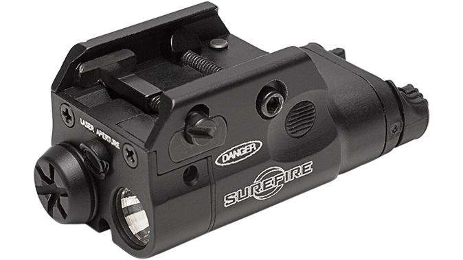 SureFire XC2-A angle