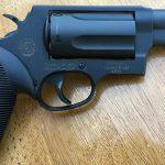taurus judge revolver right profile