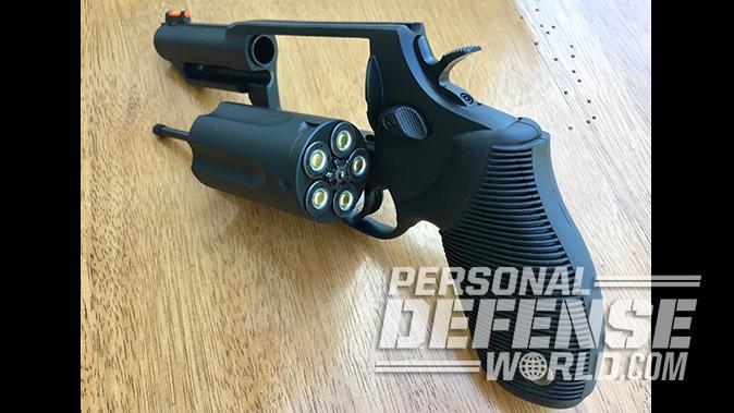 taurus judge revolver cylinder
