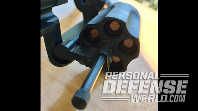 taurus judge revolver ejector rod