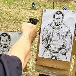 taurus judge revolver range test