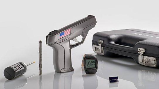 Handgun Trigger Safety Act, armatix ip1 smart gun