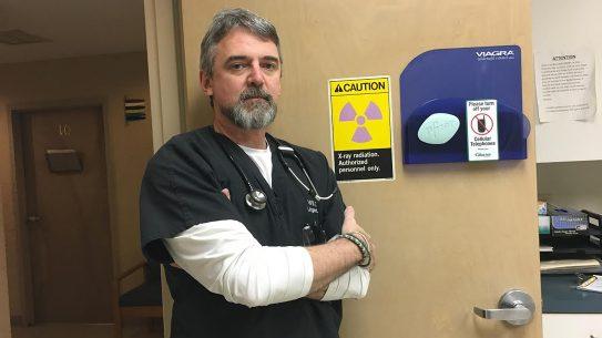 Gunshot Wounds Will Dabbs Doctor