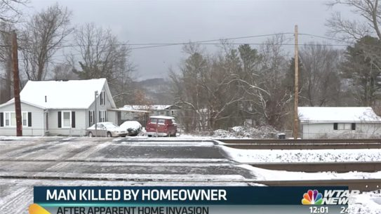 west virginia home invasion shooting