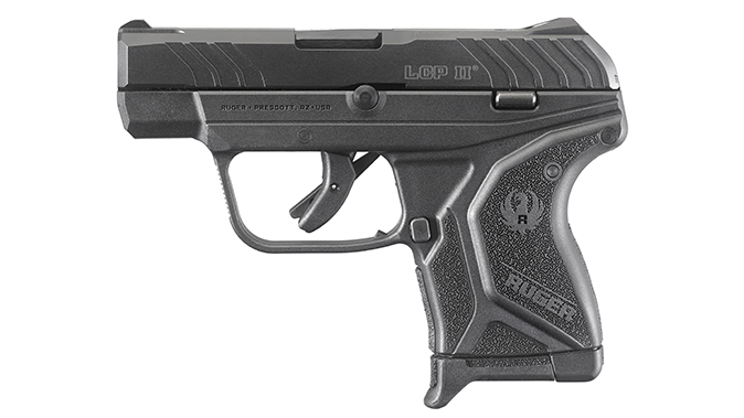 380 PISTOLS left profile ruger lcp ii