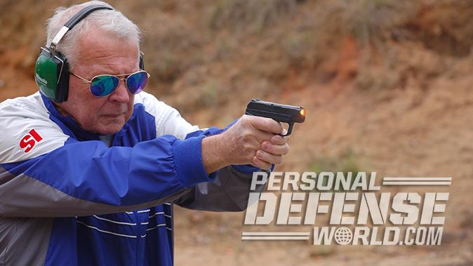 Ruger LCP II 380 pistols test