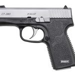 380 PISTOLS kahr ct380 left profile