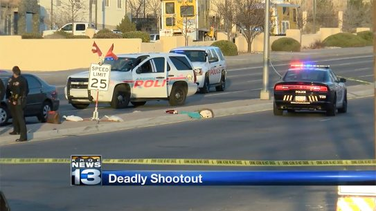 Albuquerque Shooting concealed carry new mexico intersection