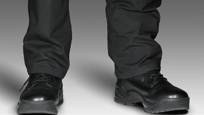 Alien Gear Shapeshift Ankle Holster concealment