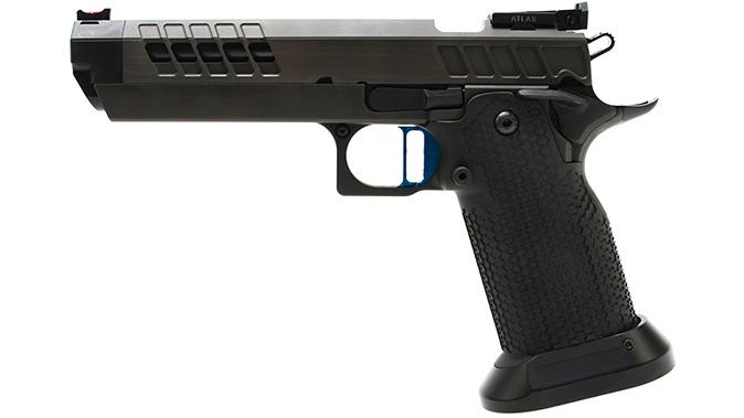 Atlas Gunworks Nemesis pistol left profile
