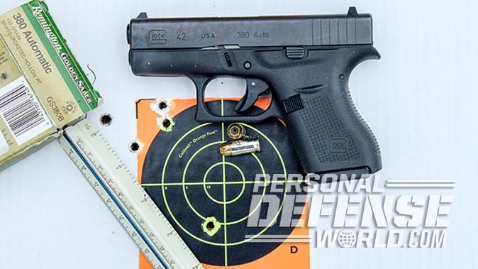short-barreled guns glock 42