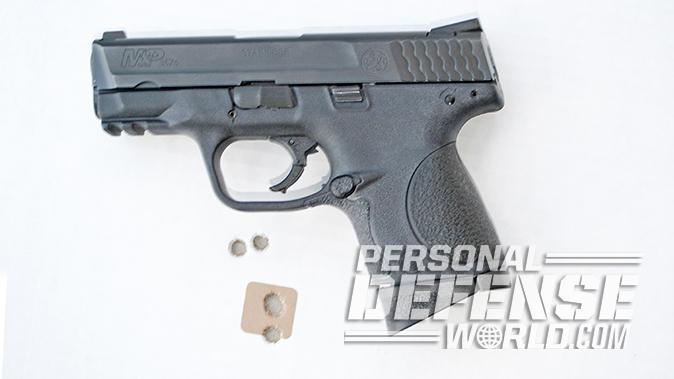 short-barreled guns smith wesson m&p357c pistol