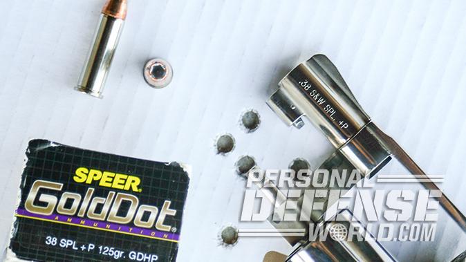 short-barreled guns 38 special revolver