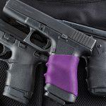 CCW Grips hogue handall rubber grip