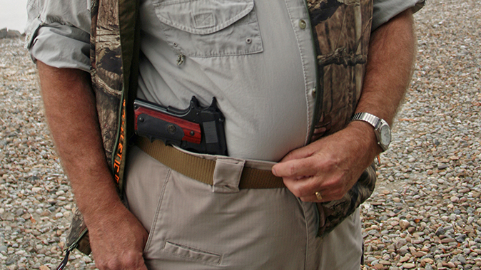 CCW Grips concealed carry