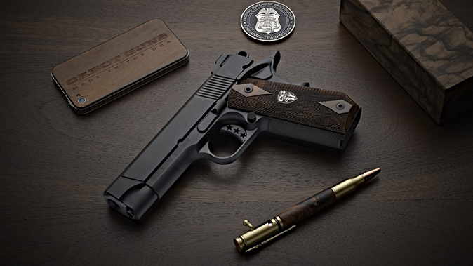 Cabot Gentleman's Carry cabot icon 1911 left angle