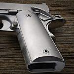 Cabot Icon 1911 pistol magazine well